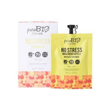 puroBIO cosmetics for Hair No Stress maska na vlasy 40 ml