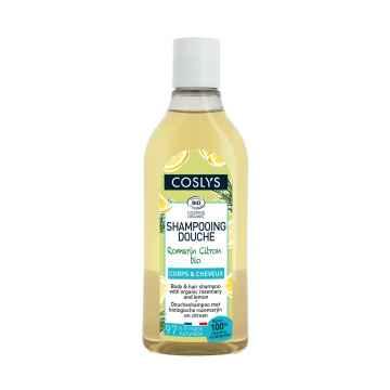 Coslys Přírodní šampon 2v1, rozmarýn a citron 250 ml