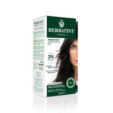 HERBATINT Permanentní barva na vlasy hnědá 2N 150 ml