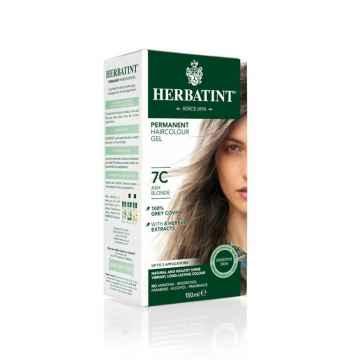 HERBATINT Permanentní barva na vlasy popelavá blond 7C 150 ml