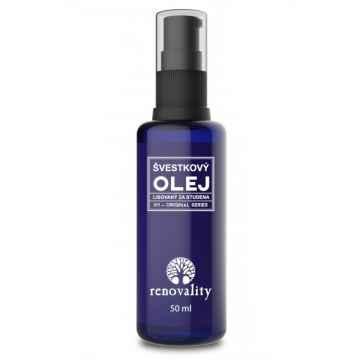Renovality Švestkový olej 50 ml