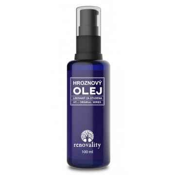 Renovality Hroznový olej 100 ml