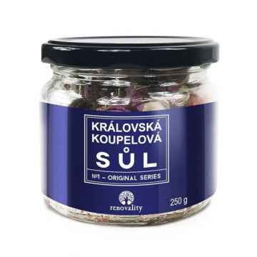 Královská koupelová sůl 250 g