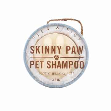 The Skinny Paw Flea and Tick, šampon pro zvířata 108 g