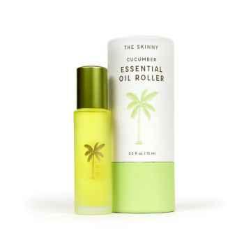 The Skinny Aroma roller - Okurka 15 ml