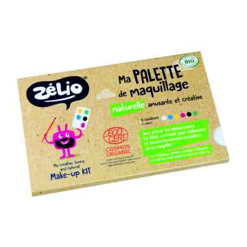 ecodis Přírodní make-up kit pro děti 1 ks