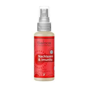 Saloos Natur Aroma Nachlazení & Imunita 50 ml