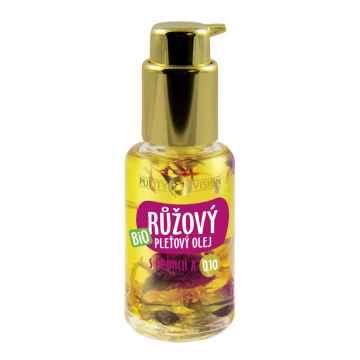 Purity Vision Bio Růžový pleťový olej 45 ml