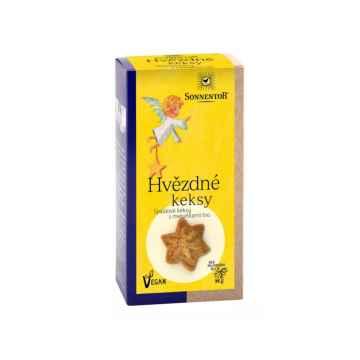 Sonnentor Hvězdné keksy bio 125 g