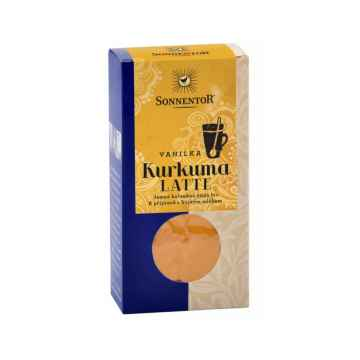 Sonnentor Kurkuma Latte - vanilka bio 60 g