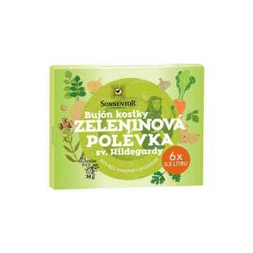 Sonnentor Zeleninová polévka sv. Hildegardy 60 g, 6 ks