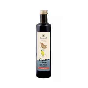 Sonnentor Zázvor - citron - ovocný nápojový koncentrát 0,5 l