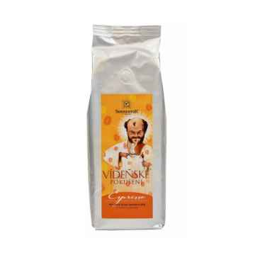 Káva Vídeňské pokušení Espresso bio zrnková 500 g