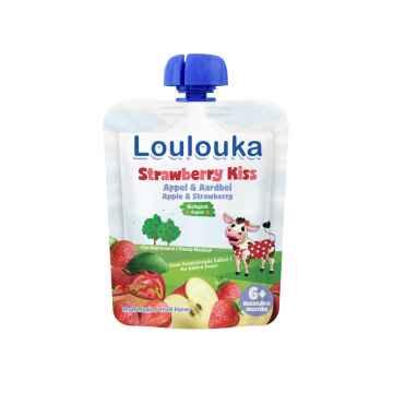 Strawberry Kiss, ovocný příkrm 90 g
