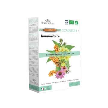 Flora Natura Complex 4+ Imunita 300 ml