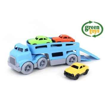 green toys Tahač s auty 1 ks