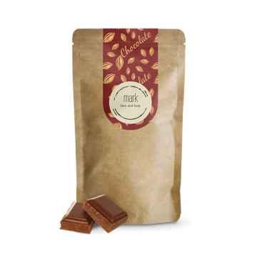 MARK face and body Přírodní kávový peeling MARK Coffee Chocolate 100 g