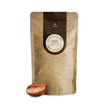 MARK face and body Přírodní kávový peeling MARK Coffee Original 100 g