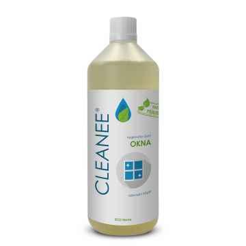 CLEANEE ECO Home čistič na okna, náhradní náplň 1000 ml