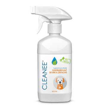 CLEANEE ECO Pet odstraňovač skvrn a zápachu 500 ml