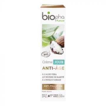 BioPha Denní krém ANTI-AGE 50 ml
