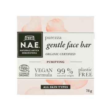 N.A.E. Purezza čisticí tuhé pleťové mýdlo 78 g