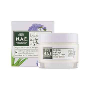 N.A.E. Bellezza Anti Age noční krém 50 ml