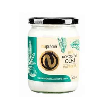 Nupreme BIO Kokosový olej 500 ml