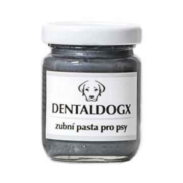 Karlovarské Bahenní Lázně Dentaldogx na zubní hygienu pro psy 45 g
