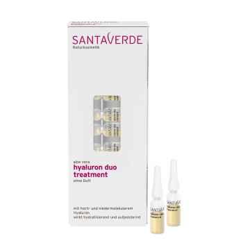 Santaverde Pleťové sérum s kyselinou hyaluronovou 10 x 1 ml