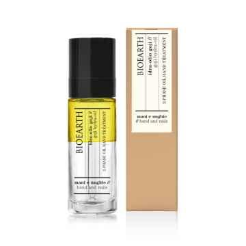 Dvousložkový hydratační olej s Goji na ruce a nehty 30 ml