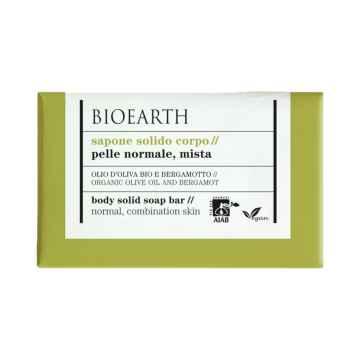Bioearth Tělové mýdlo pro normální a smíšenou pleť 150 g
