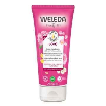 Aroma Shower sprchový krém Love 200 ml