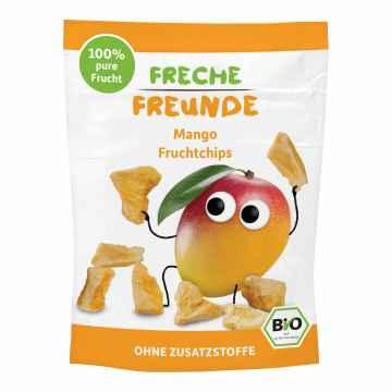 Freche Freunde BIO Ovocné chipsy mango 14 g
