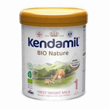 Kendamil BIO Nature Organic počáteční mléko 1 DHA+ 800 g
