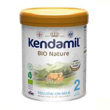 Kendamil BIO Nature Organic pokračovací mléko 2 DHA+ 800 g