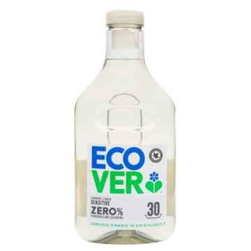 Ecover ZERO Tekutý prací prostředek ZERO 1,5 l
