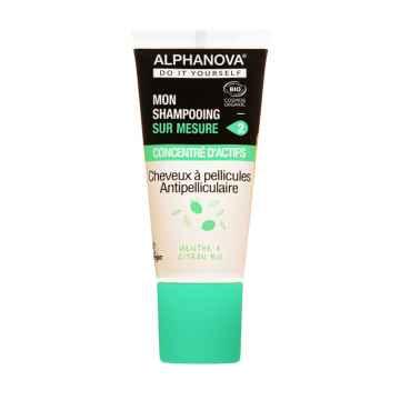 Alphanova Šampon DIY koncentrát proti lupům 20 ml