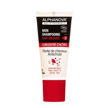 Alphanova Šampon DIY koncentrát proti padání vlasů 20 ml