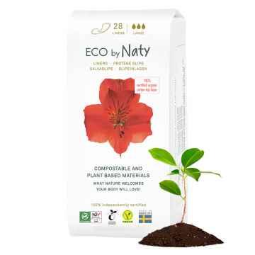 Eco by Naty Dámské slipové vložky super 28 ks
