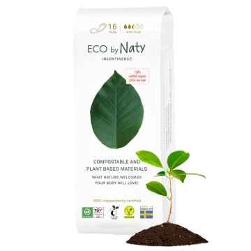 Eco by Naty Dámské inkontinenční vložky mini plus 16 ks