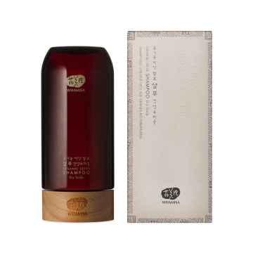WHAMISA BIO Šampon na suchou pokožku hlavy 510 ml