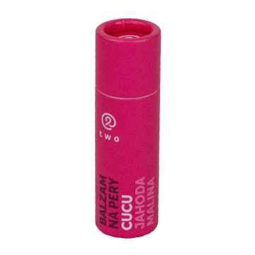two cosmetics Balzám na rty Cucu 10 g