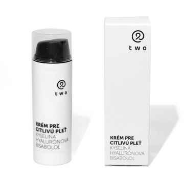 two cosmetics Krém na citlivou pleť 50 ml