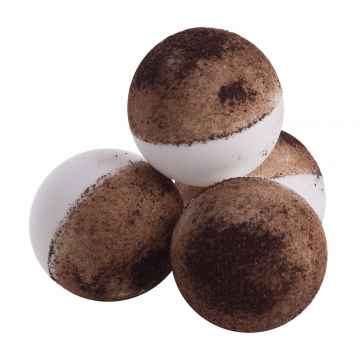 Šumivá kulička do koupele káva 125 g