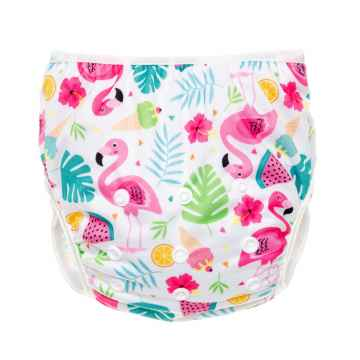 T-TOMI Plenkové plavky Flamingo 1 ks