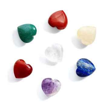 Crystallove Čakrové energetické kameny 7 ks