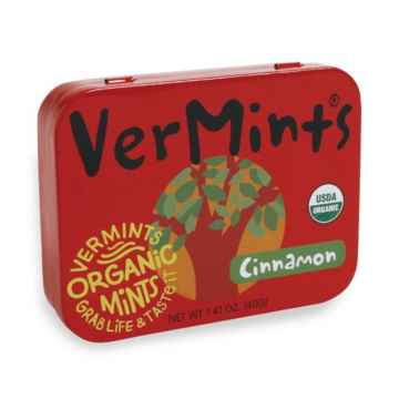 Vermints Pastilky Cinnamon 40 g