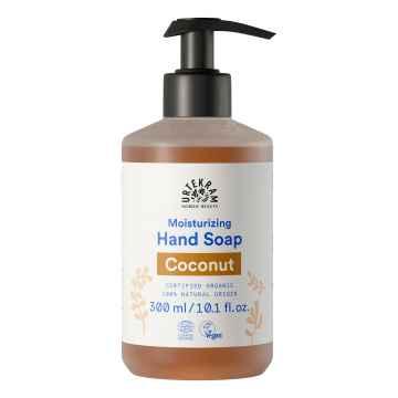 Urtekram BIO Tekuté mýdlo na ruce kokosové 300 ml