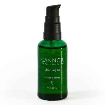 CANNOR Hydrofilní odličovací olej s CBD 50 ml